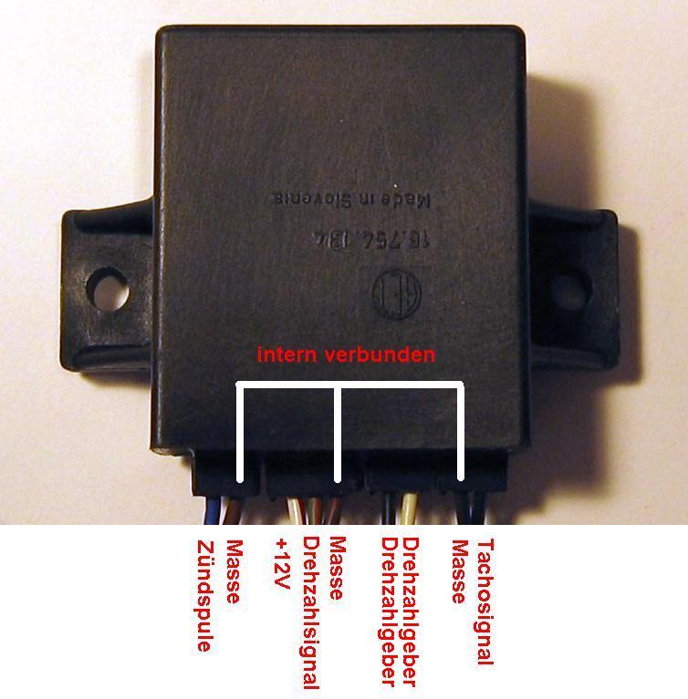 MZ SM 125 CDI